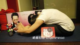 easyoga瑜伽/瑜珈馬拉松 3/21(四) Day 21–【坐姿前彎/ Back Stretching】