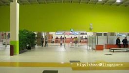 新加坡自由行☼樟宜機場的廉價航廈(Budget Terminal)