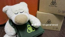 打開收集控的儲物間₪螢光蘋果綠校徽的台南女中帆布小書包