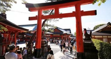 【日本京都】伏見稻荷大社.千本鳥居 - 關西神社必去的壯觀讚嘆景點.不虛此行