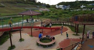 沖繩必訪,值得二訪、三訪沖繩的中部公園-中城公園