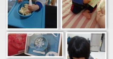 『現貨團』用了3年的育兒好物My Dentist's Choice潔牙巾+孩子練習吃飯不翻桌的好幫手-美國 EZPZ 快樂餐盤(碗)