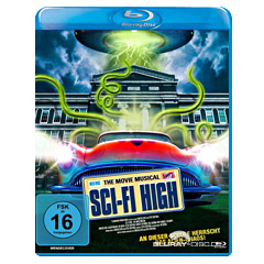 2744 Filem Sci Fi High The Movie Musical 2010 Bluray movie musical blu ray original filmel sci fi high the movie musical x