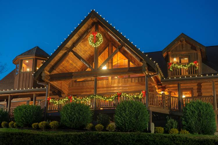 Paradise Point Pigeon Forge Cabin Rentals 800 547 0948