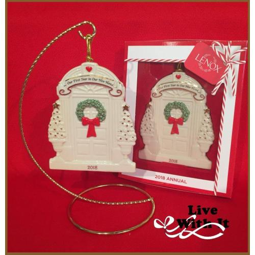 Medium Crop Of Lenox Christmas Ornaments