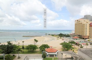 [沖繩] 美國村海景住宿,蒙帕公寓式飯店Condominium Hotel Monpa