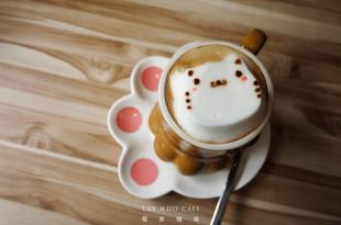 [美食] 框影咖啡TheWhoCafe,療癒系貓咪咖啡
