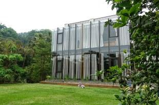 [住宿] 幸福山行,秘境中的玻璃屋,平溪菁桐包棟民宿