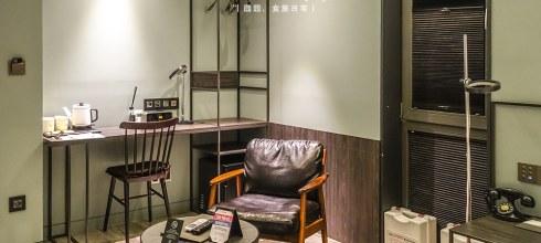 首爾住宿|弘大,9Brick Hotel,入住復古工業風飯店,近橋村炸雞、哈利波特咖啡廳