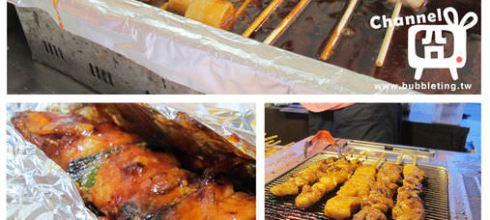 [美食] 首爾,梨大週邊,不能錯過的烤雞串們