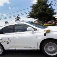 Google's Self-Driving Car Caused Its First Accident
