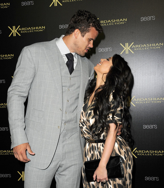 Kim and Kris were in LUV. Where's Kanye?