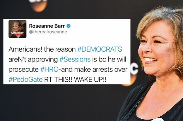Here Are Some Roseanne Barr Tweets That Existed Before ABC     Here Are Some Roseanne Barr Tweets That Existed Before ABC Greenlighted Her  Show