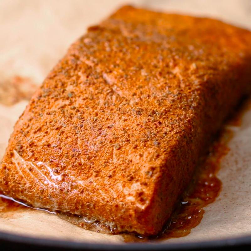 Large Of Slow Cooker Salmon