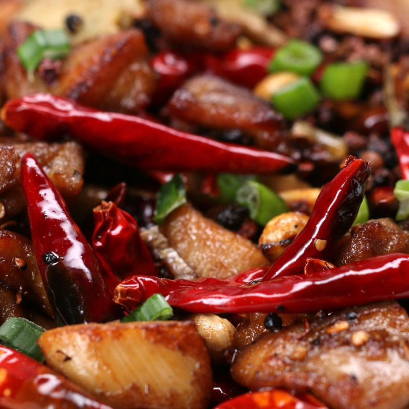 Large Of Szechuan Chicken Recipe
