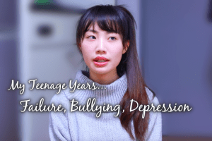 我的學習歷程-挫敗、霸凌、憂鬱|My Teenage Years-Failure, Bullying, Depression