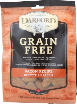 Picturesque Darford Tasty Bacon Flavor Dog Bag Grain Free Dog Treat Recipes Coconut Flour Grain Free Baked Dog Treat Recipes