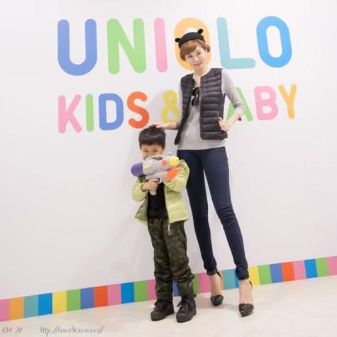 UNIQLO也太繽紛的KIDS&BABY秋冬寶貝小小展示會