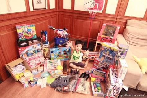 大頭安三歲奇幻生日派對_禮物篇