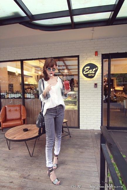 限時。Eat Eat Bistro x 悄悄已經在身邊的秋外套穿搭REENA