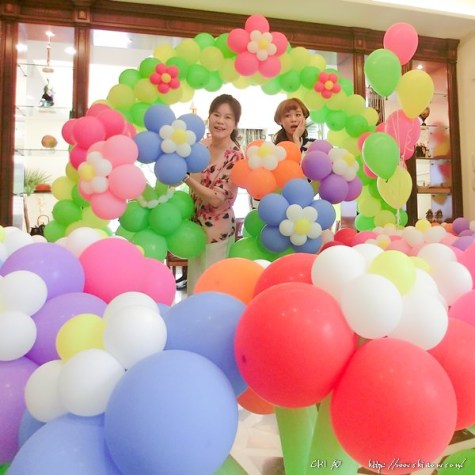 若ママの誕生日パーティー