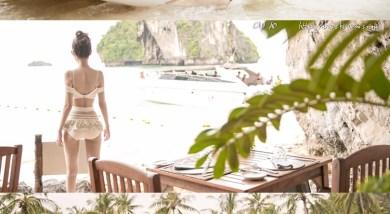 泰國喀比島泳裝穿搭們 x Rachel's World是夏天啊!