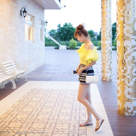 舒服的小度假GM korea穿搭x宜蘭Villa池畔生日Party