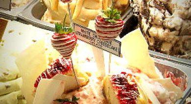 拉斯維加斯--夏涼消暑【Gelato & Sorbet】雪糕&雪酪