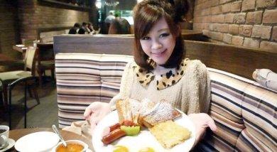 走一趟吧! EATING TIME永康街美式餐廳