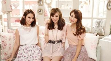 限時招待。三種女孩玩穿搭NINI SHOP(上)