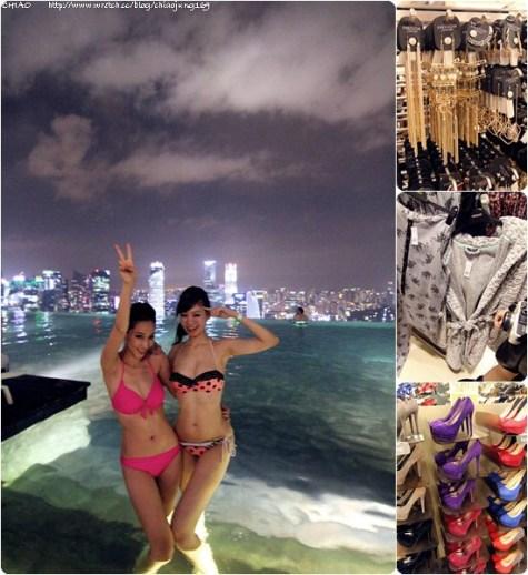新加坡金沙酒店_day1到處衝!