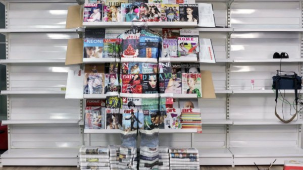 Liu Bolin: The Invisible Man, Chinese artist who blends himself into a background.