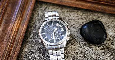 腕錶|生涯首支 CITIZEN ECO-Drive 光動能電波時計