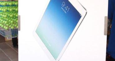 iPad Air首賣試用體驗心得