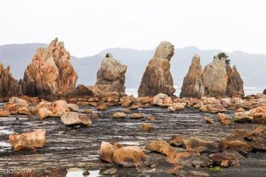 [紀伊半島3-4]本州最南端:潮岬、橋杭岩