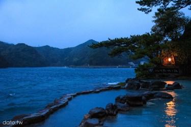 [紀伊半島3-6]勝浦溫泉:ホテル中の島