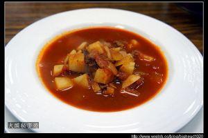 [西餐]湯類    匈牙利牛肉湯