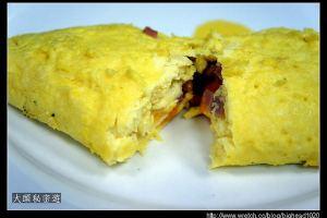 [西餐]蛋類 火腿乳酪恩利蛋