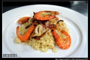 [西餐]飯類 義式海鮮飯