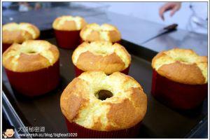[西點蛋糕]黃金戚風蛋糕