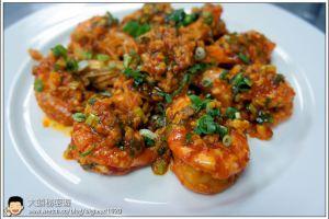 [西餐]蝦類 乾燒鮮蝦