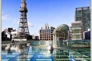 [日本中部飛驒高山 DAY7-3]名古屋:名古屋電視塔、綠洲21、大通公園