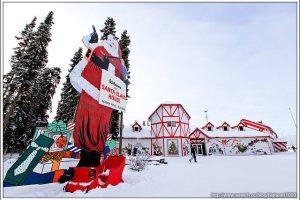 [阿拉斯加費爾班克斯 DAY2-1]聖誕老人屋