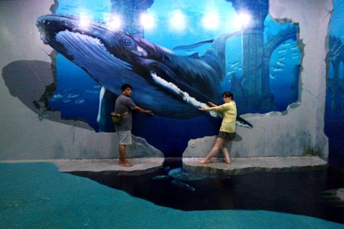壁纸 动物 海底 海底世界 海洋馆 水族馆 鱼 鱼类 700_467
