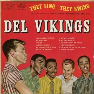 Resultado de imagem para The del vikings LP