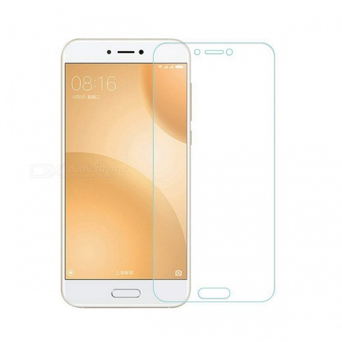dazzle colour tempered glass screen films for xiaomi mi 5c 1pcs