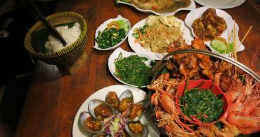 [峇里島] Bale Udang 水上餐廳 - 庫塔/水明漾區餐廳,水上發呆亭造景,享用豐盛美味印尼菜餚
