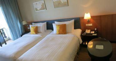 [沙巴] Shangri-La's Tanjung Aru Resort & Spa 香格里拉丹絨亞路飯店 - Kinabalu Club Mountain View Room 房型介紹