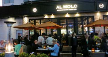 [香港] AL MOLO義大利餐廳 - 環境優氣氛佳食物美味的2013最佳餐廳