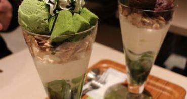 [東京] Nana's Green Tea 晴空塔分店 - 來自自由之丘的美味抹茶甜點專賣店